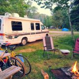 Review: Little Sand Bay Campground